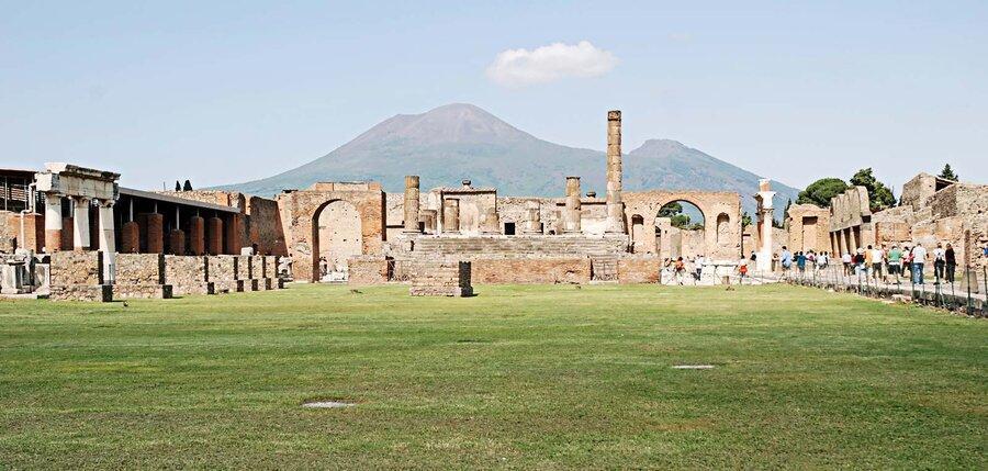 بازیافت زباله ها توسط رومیان باستان